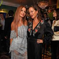 Alice McCall and Jade Jagger