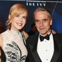 Nicole Kidman and Jeremy Irons