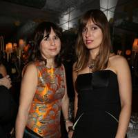 Alexandra Shulman and Seda Domanic