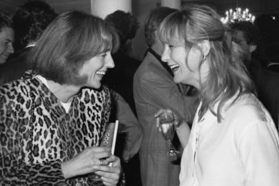 Melissa Wyndham and Mrs Erskine Guinness