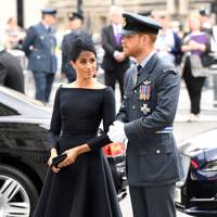The Duchess of Sussex and the Duke of Sussex