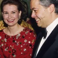 Lupita Volio Aziz and Vahid Alaghband