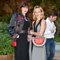 Jasmine Guinness and Charlotte Dellal