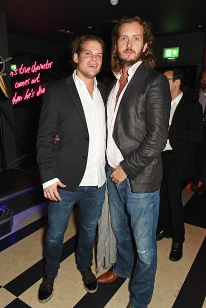 Timo Webber and Dan Kapp