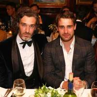 Richard Biedul and Christian Cooke