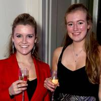 Flora Broakes and Emilia Wainwright