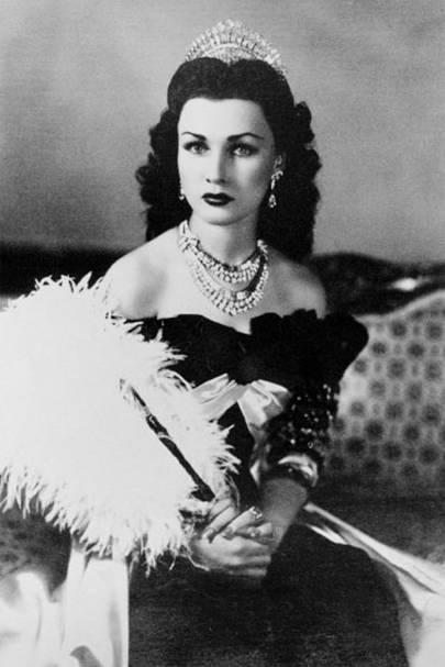 Princess Fawzia of Egypt
