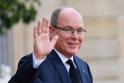 Prince albert of monaco son