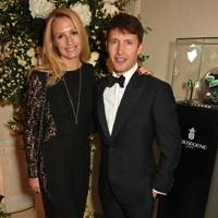 Sofia Blunt and James Blunt