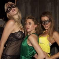 Katie Alexander-Thom, Jessica Patterson and Lauren Emma Gadsby