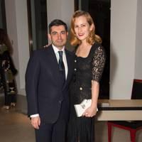 Francis Sultana and Charlotte Dellal