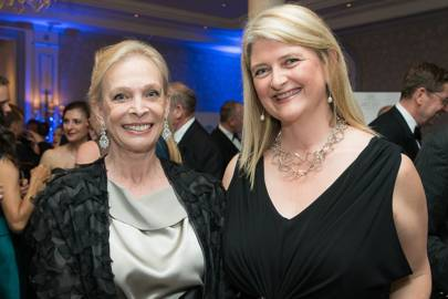 Merrill Powell and Catherine Bosworth