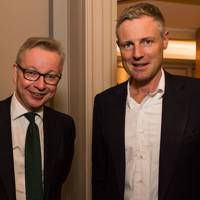 Michael Gove and Zac Goldsmith