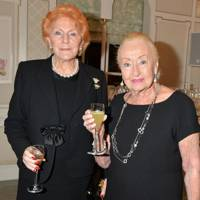 Lady Jarvis and Anne Katz