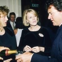 The Hon Mrs Steel, Mrs Julian Sainty and Stephen Murray