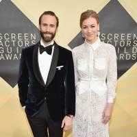 Joseph Fiennes and Yvonne Strahovski