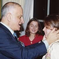 Naim Attallah, Henrietta Garnett and Katharine Butler