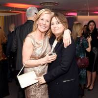 Jo Levin and Alexandra Shulman