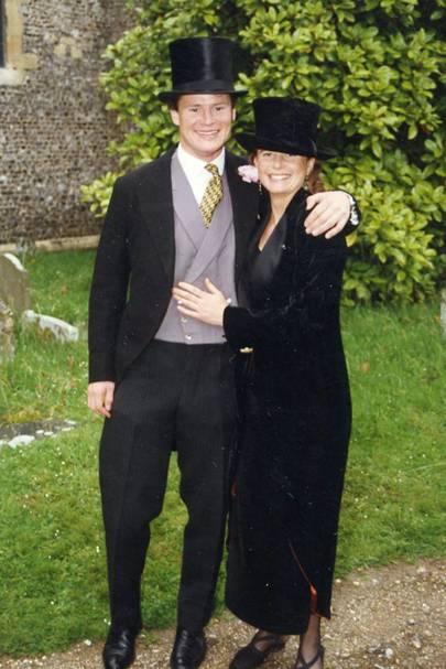 Crispin Cripwell and Rachel Davies