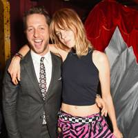 Derek Blasberg and Edie Campbell
