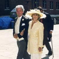 Roger Henderson and Mrs Roger Henderson