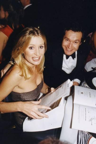 Mrs Robert Blyth Currie and Robert Freeman Kerr