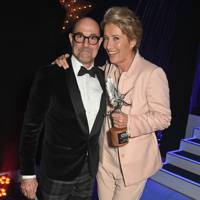 Stanley Tucci and Emma Thompson