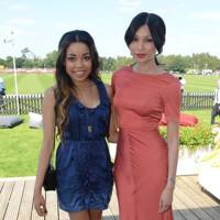 Dionne Bromfield and Gemma Chan