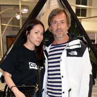 Chitose Abe and Marc Newson
