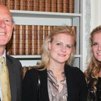 CColin Ross, Alexandra Summerfield and Charlotte Summerfield