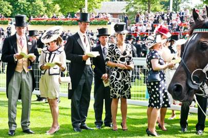 David Redvers, Sophie Weatherby, William Fox-Pitt, Sam Griffiths, Lucy Griffiths, Eve Johnson Houghton and Alice Fox-Pitt