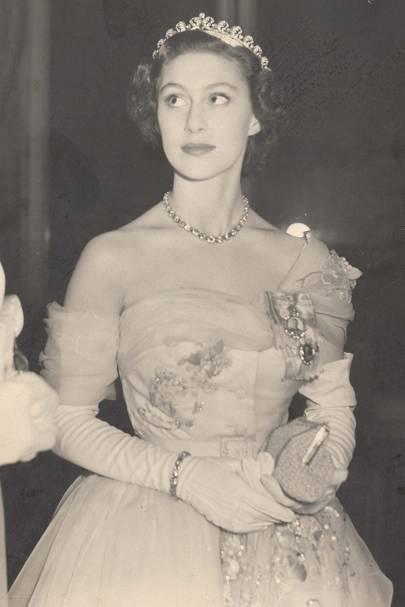 Princess Margaret, 1951.