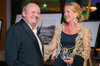 Michael Spencer and Marie-Claire Agnew