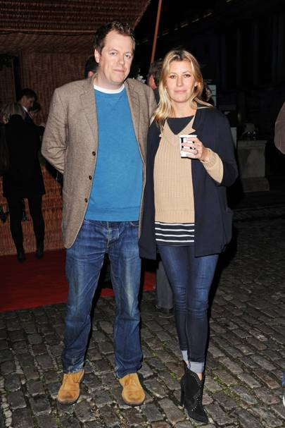 Tom Parker Bowles and Sarah Parker Bowles
