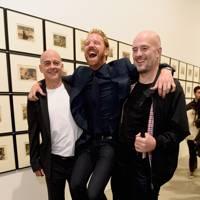 Dinos Chapman, Alastair Guy and Jake Chapman