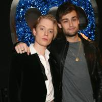 Freddie Fox and Douglas Booth