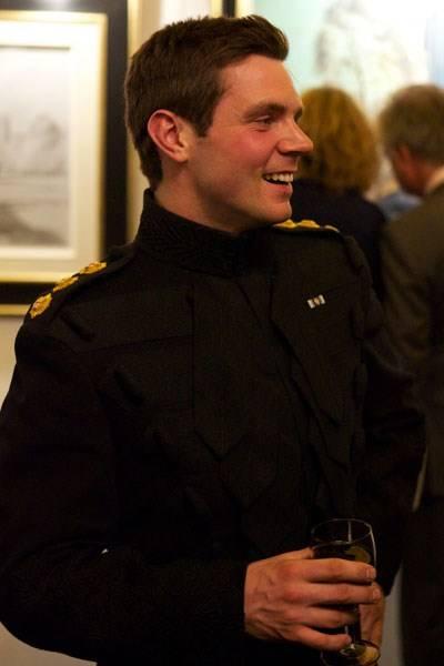 Captain Alex Owen