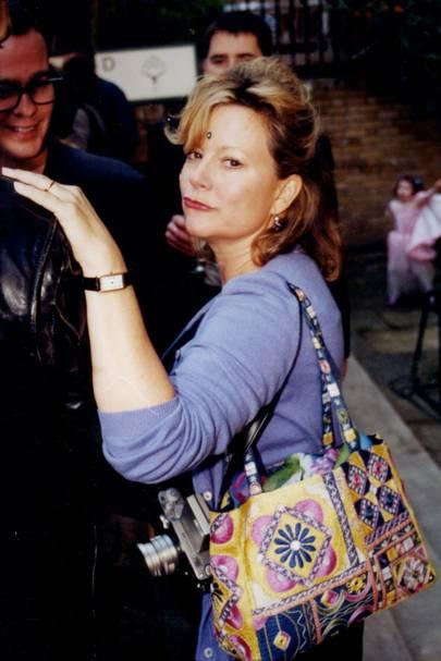 Mrs Charles Saatchi