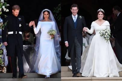 Royal residences enjoy record-breaking year thanks to two royal weddings