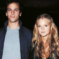 Gabriella Wilde and Theodore De Gunzburg