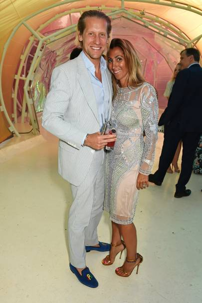 Jake Parkinson-Smith and Samika Parkinson-Smith