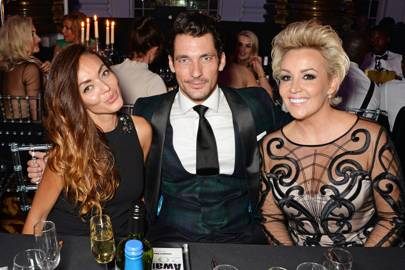 Myriam Attou, David Gandy and Tessa Hartmann