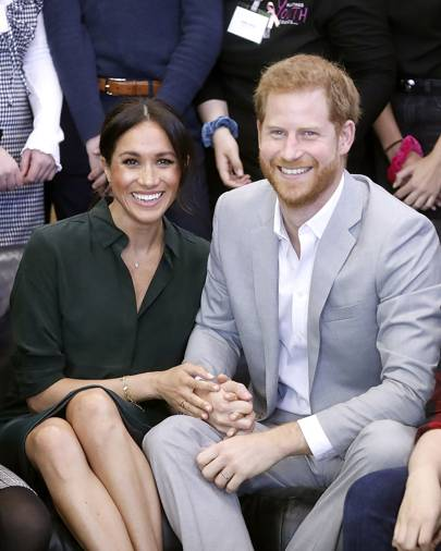 The couple announces a new royal baby is on the way