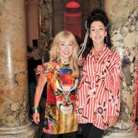 Toyah Wilcox and Helen David