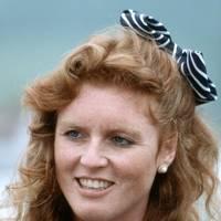 Sarah, Duchess of York, 1987