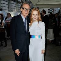 Bill Nighy and Rachel McAdams