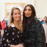 Carolina Gonzalez-Bunster and Noreen Goodwin