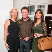 Tamara Beckwith, Paul Young and Stacey Young