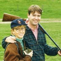 Victoria Mellstrom and Jack Inglis