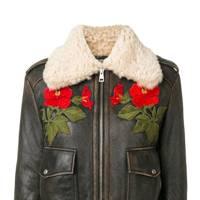 Gucci shearling jacket